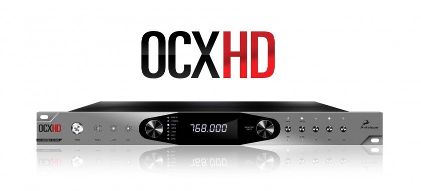 Antelope Audio Isochrone OCX HD