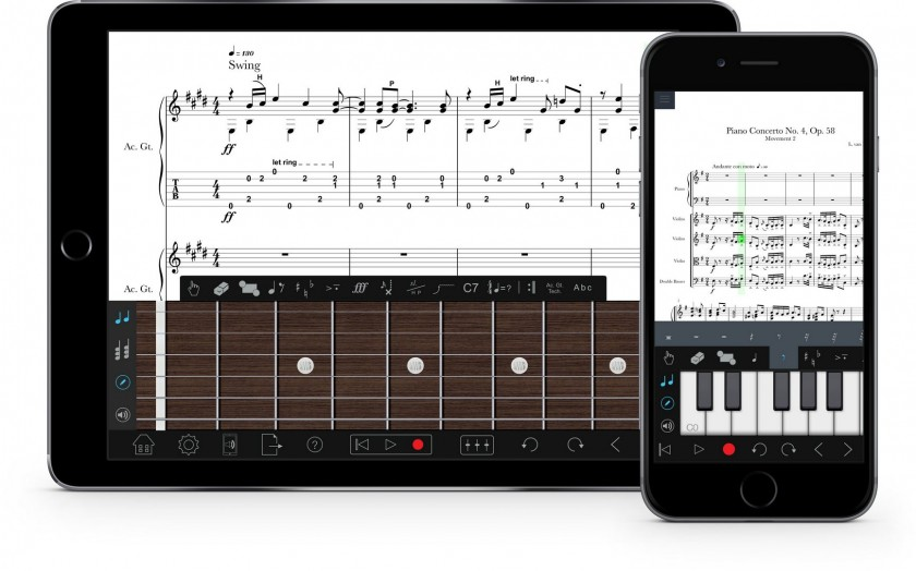 PRESONUS NOTION 2 FOR IOS
