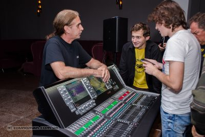 Digital Intensive 3: Allen&Heath dLive (9)