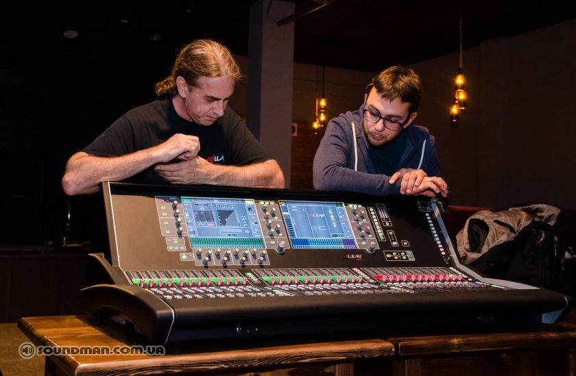 Digital Intensive 3: Allen&Heath dLive (1)