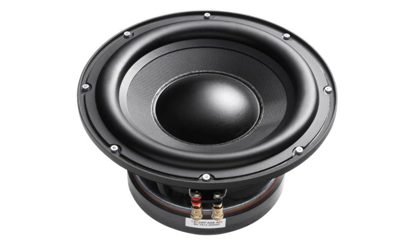 ADAM audio ele woofer