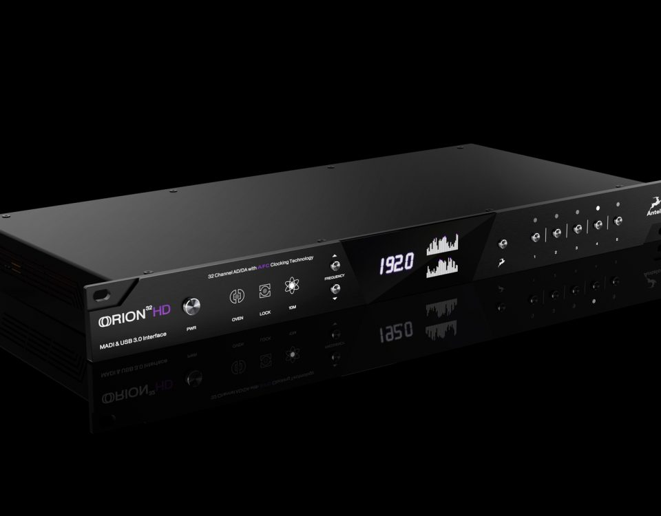 Antelope Audio Orion 32 HD