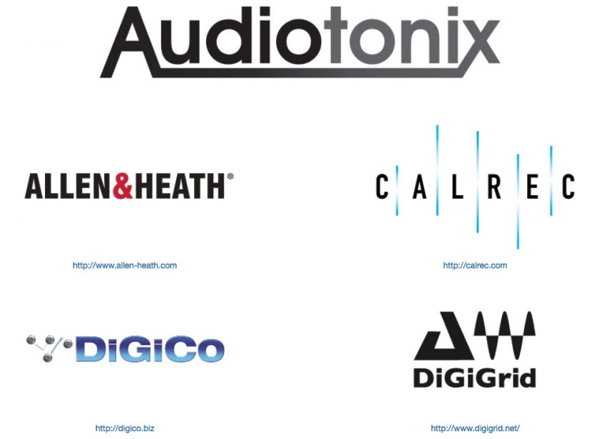 Audiotonix