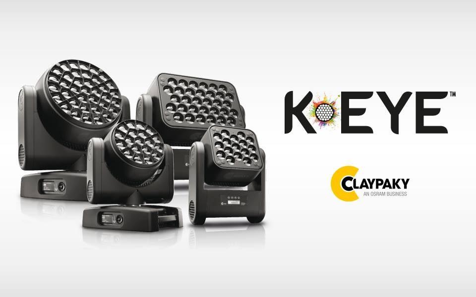 Claypaky K-EYE HCR