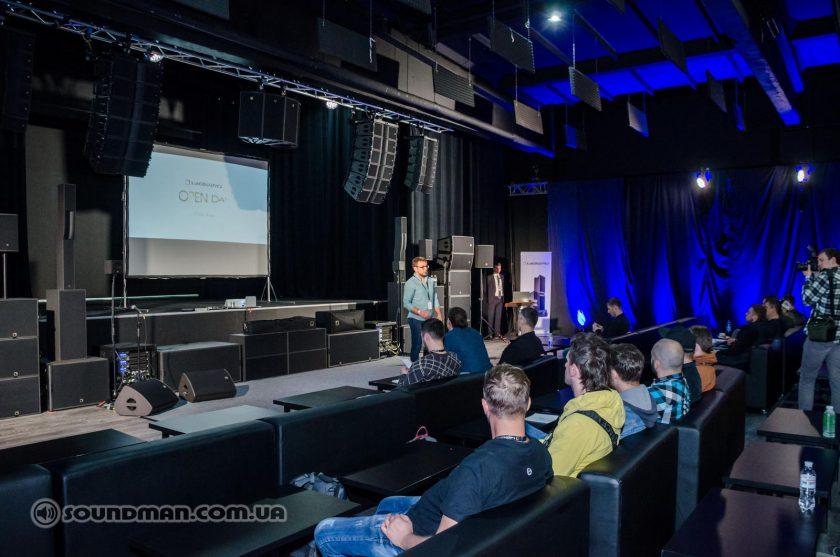 L-Acoustics Open Day 2018