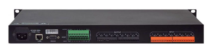 AMC OCTO Digital signal processor