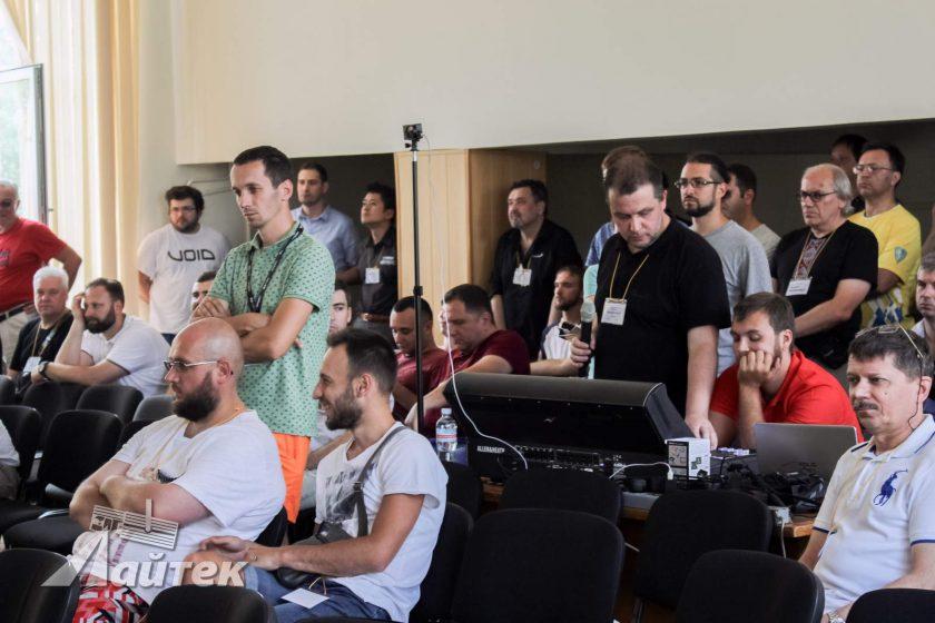 Лайтек на семинаре СЗУ2018
