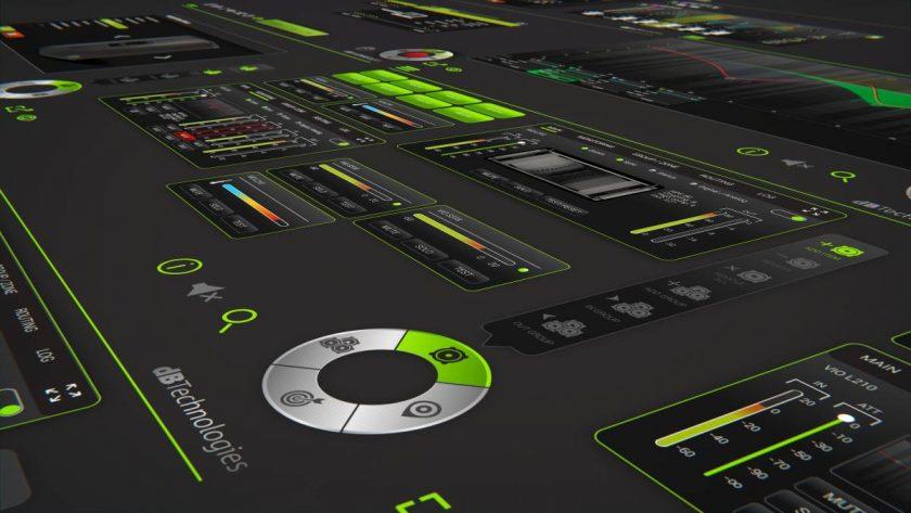 dBTechnologies Aurora Net