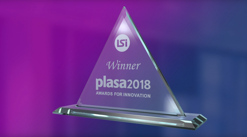 LASA 2018 Awards for Innovation WINNER