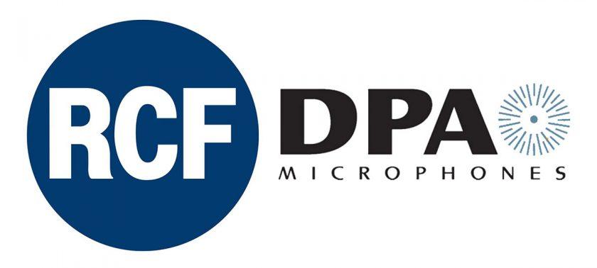 DPA microphones + RСА