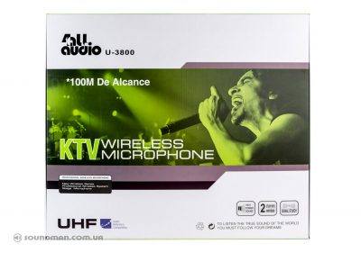 4all audio U3800