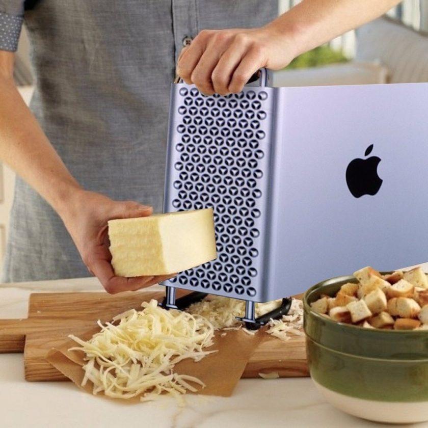 Apple Mac Pro 2019 - тёрка